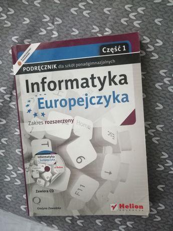 Informatyka Europejczyka Podręcznik