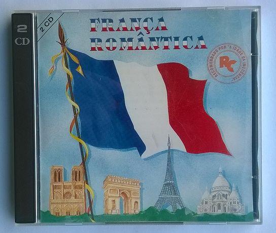 CD França Romântica - 2 CD