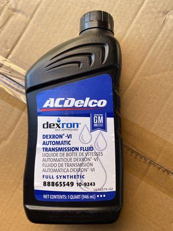 Масло трансмиссионное AC Delko Dexron 6