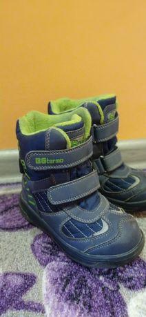 Зимнее ботинки BG