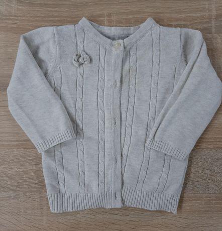 Sweterek dziewczęcy Atmosphere 3-6 miesięcy