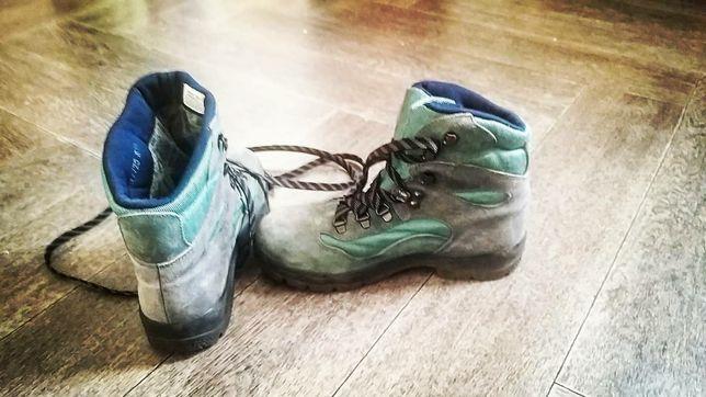 Зимние ботинки лыжные geox Ecco line