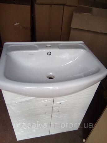 Тумба для ванной с умывальником со склада в Запорожье.
