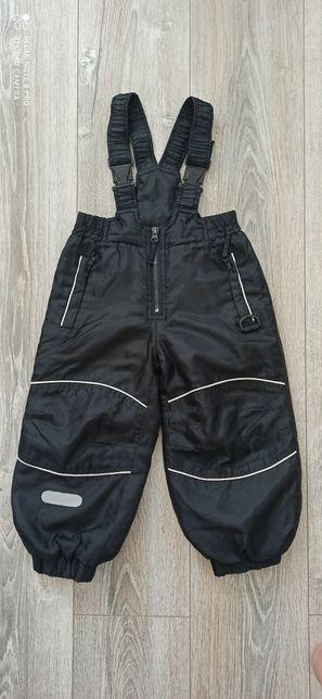 Зимний полукомбинезон штаны