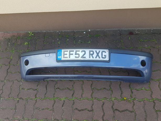 Zderzak przód przedni bmw e46 lift  stahlblau metallic