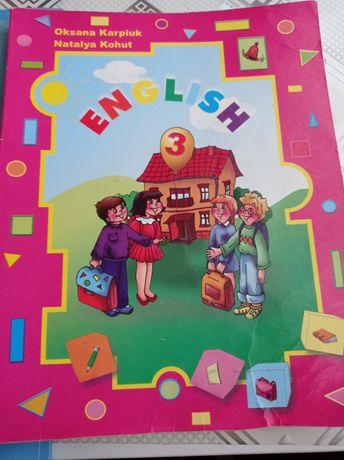 Учебник по английскому О. Карпюк 3 класс 2007 год