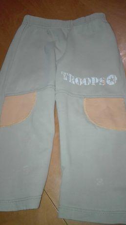 Spodnie dresowee