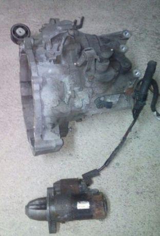 Mitsubishi Colt DID - Motor de arranque e caixa de velocidades