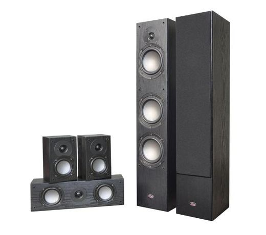 Zestaw NOWYCH kolumn Prism Audio Vienna Grand 5.0