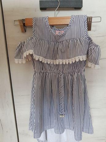 Sukienka Hiszpanka dla dziewczynki 98/104