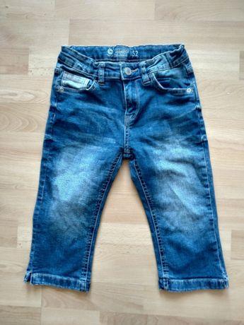 Spodenki krótkie jeansowe Cubus