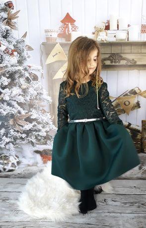 Sukienka świąteczna duży wybór 86-152