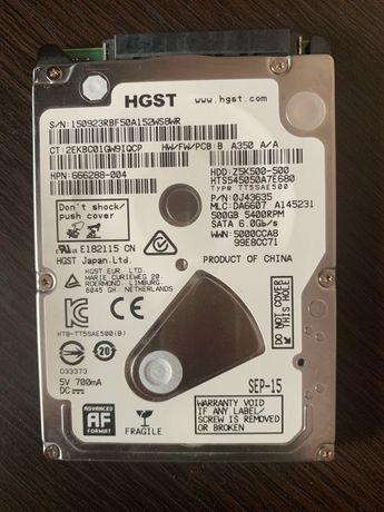HDD 500GB Western Digital