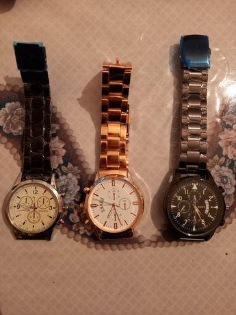 Кварцевые наручные часы(подарок настоящему мужчине)