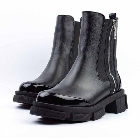 Ботинки VanKristi женские, 41 размер.