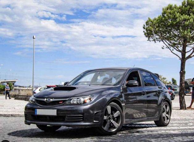 Subaru Impreza STI 2.5 Turbo