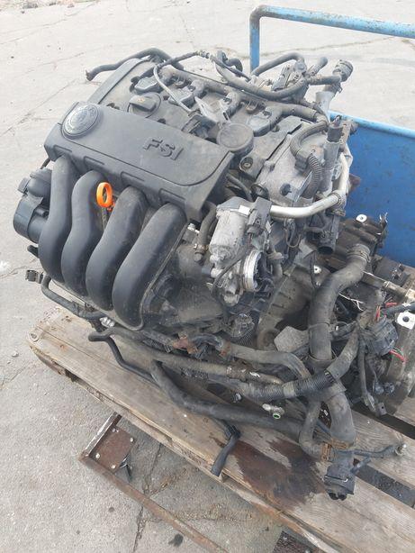 Silnik motor kompletny swap skoda octavia2 150km 2.0 benzyna FSI