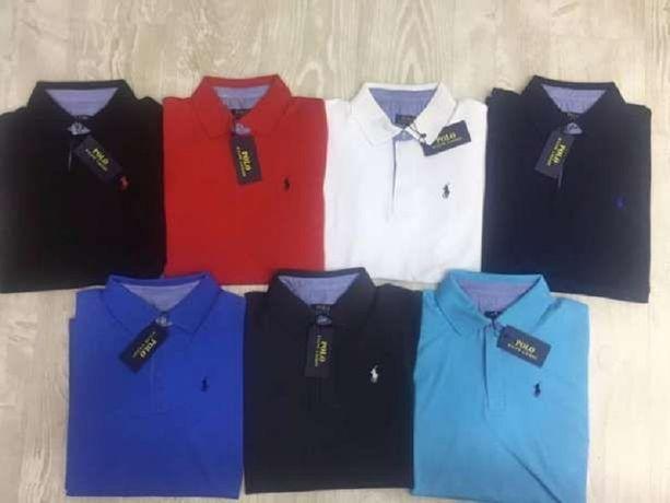 Polo MĘSKI Ralph Lauren koszulka Premium