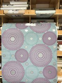 tapeta rasch 106cm szerokości 681628 super kolory i wzór 12x