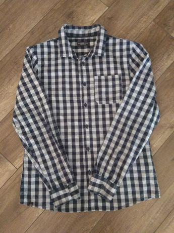 Modna koszula w kratę Reserved w roz. 158