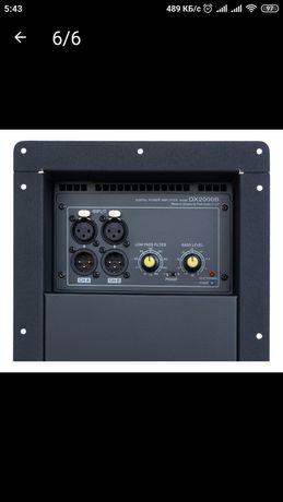 Обменяю ваш Басовый модуль Park Audio Dx 2000В сопротивлением 4 Ом