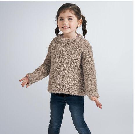 Sweter Mayoral dla dziewczynki rozmiar 104 cm