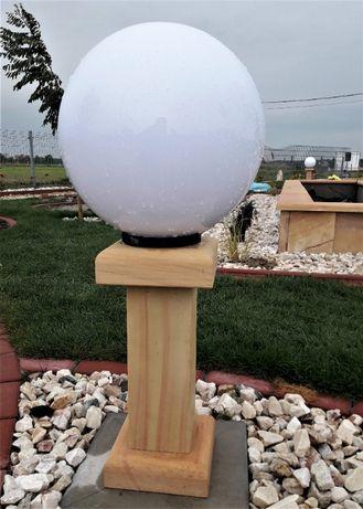 LAMPY OGRODOWE. Lampa ogrodowa z kamienia naturalnego.Kamień naturalny