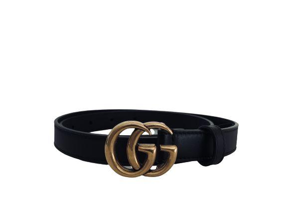 Cinto Gucci Marmont - NOVO- Original