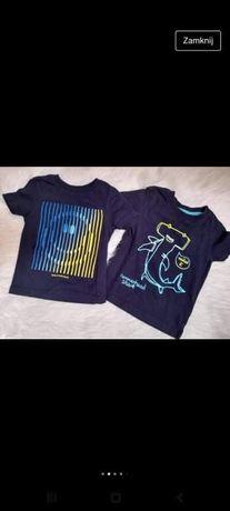 Koszulki 2pak 80-86