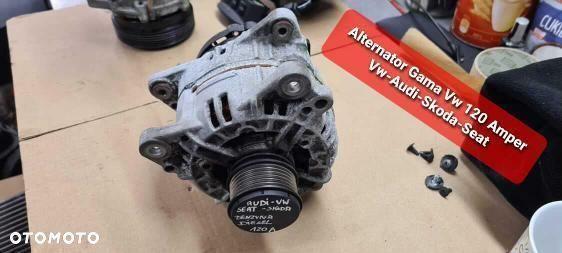 Alternator Audi TT 8n 130 amper Cała Gama Vw Seat Skoda Audi