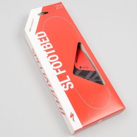 Wkładki Body Geometry do butów S-Works Specialized SL Footbed RED+