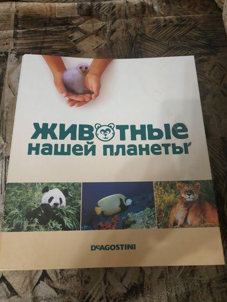 """Детский журнал """"Животные нашей планеты"""""""