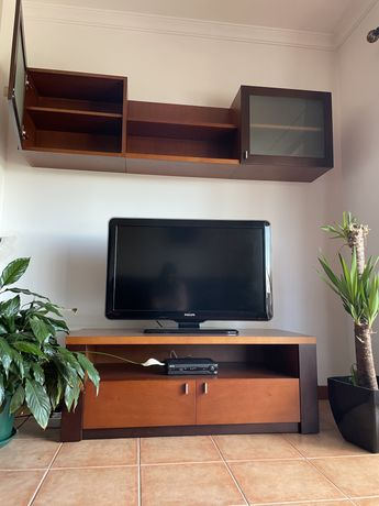 Mobilia de sala cerejeira