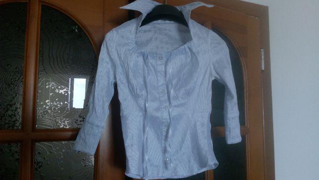 Супер блузка белая