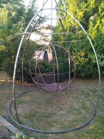 Садовая качеля, кресло кокон