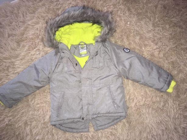 Kurtka zimowa 92 idealna, chłopiec, COOL CLUB