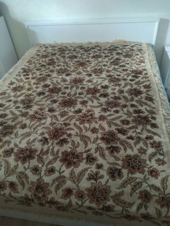 Покрывало,дивандек ковровый велюр 150#230