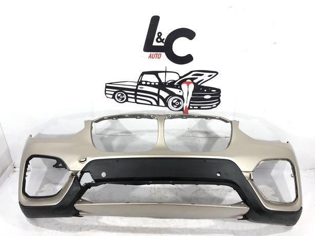 Бампер передний BMW X3 G01 X-Line (2017-2021г.) передній BMW X3 G X li