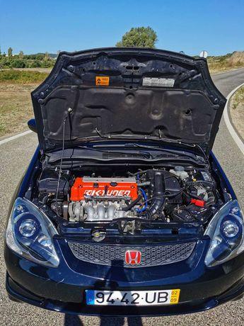 Civic Ep2 Full Type R Swap Impecavel