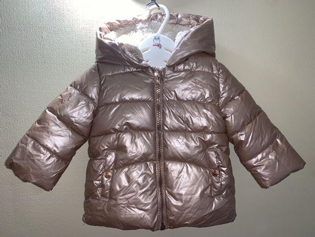 Детская  курточка TEX 12м еврозима