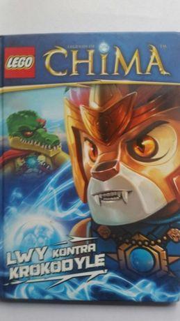 Lego Chima Lwy kontra krokodyle
