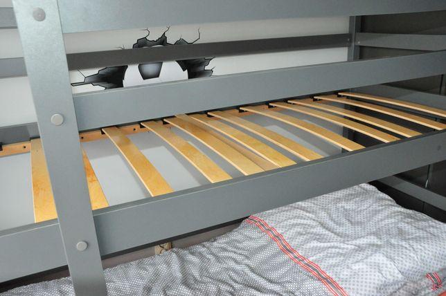 łóżko młodzieżowe dziecięce  Jacek 192 x 86cm   agata