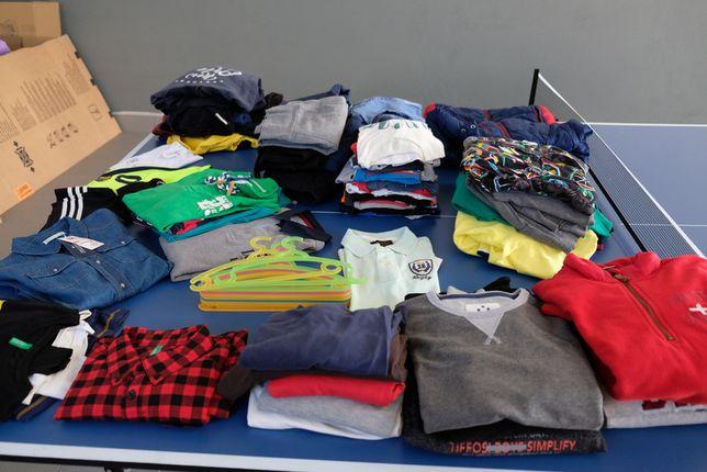 Lote de roupa 10-13 anos