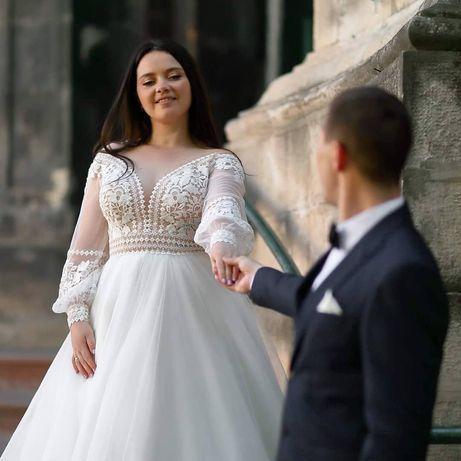 """Весільнa сукня """"Роксолана"""""""