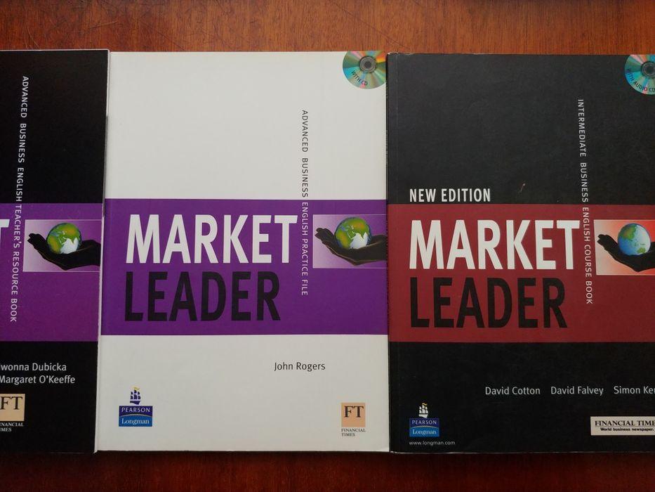 Market leader advanced. Intermediate Львов - изображение 1