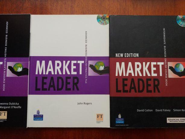 Market leader advanced. Intermediate