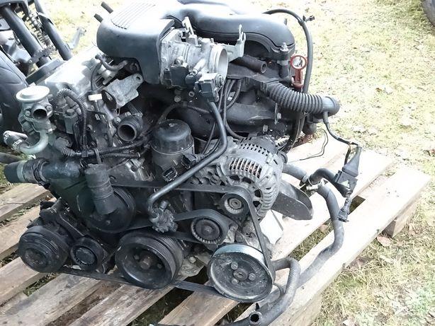 Silnik BMW 316 318 E46 poj. 118 km -osprzęt