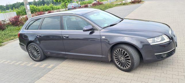 Audi a6c6 2.0l TDI 170 KM