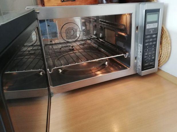 Sharp R-967-SILVER mikrofala gotowanie grill