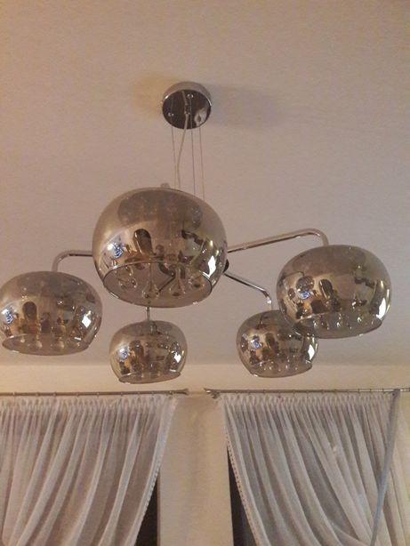 Żyrandol lampa salon
